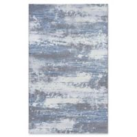 Couristan® Virga Abstract 6'6 x 9'6 Area Rug in Opal
