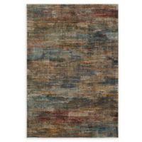 Mohawk Home Abstract Stripe Woven 2'6 x 3'10 Area Rug in Multi