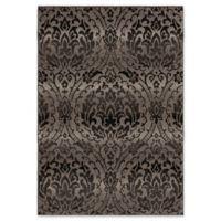 Orian Rugs Heritage Norfolk Woven 7'10 x 10'10 Area Rug in Grey