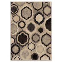 Orian Rugs American Heritage Pannel Silverton 7'10 x 10'10 Multicolor Area Rug