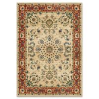 Orian Rugs Promenade 7'10 x 10'10 Area Rug in Ivory