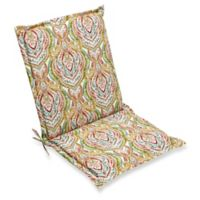 Print Indoor/Outdoor Folding Sling Chair Cushion in Avaco Sunset