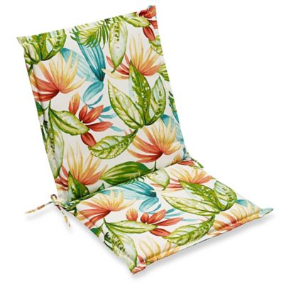 Shady Palms Outdoor Folding Sling Chair Cushion