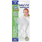 Baby Buddy Baby's 1st Toothbrush (Set of 2)