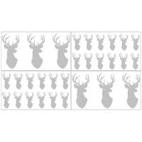 Sweet Jojo Designs Stag Wall Decals