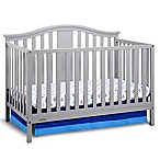 Graco® Solano 4-1 Convertible Crib in Pebble Grey