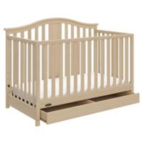 Graco® Solano 4-in-1 Convertible Crib with Drawer in Driftwood