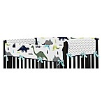Sweet Jojo Designs Mod Dinosaur Reversible Short Rail Guards (Set of 2)