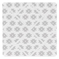Sweet Jojo Designs Aztec Memo Board in Grey/White