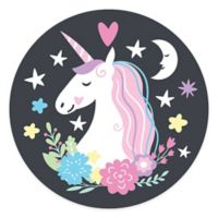 PopSockets Unicorn Phone Grip and Stand in Black Multi