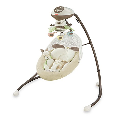 my little snugabunny cradle n swing by fisher price bed bath
