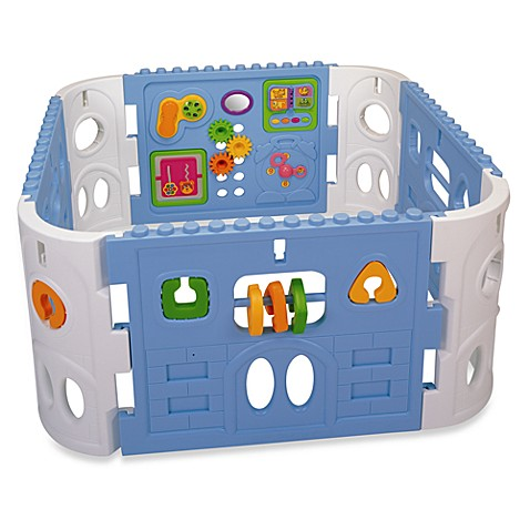 Interactive baby play center buybuy baby for Baby play centre