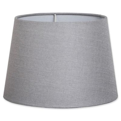 Medium paris lamp shade in grey