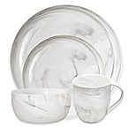 Artisanal Kitchen Supply® Coupe Marbleized Dinnerware