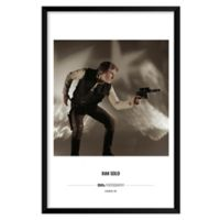 Brian Griffin's Han Solo 25-Inch x 37-Inch Wall Art
