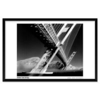 Daniel Furon's Golden Gate Bridge 25-Inch x 37-Inch Wall Art