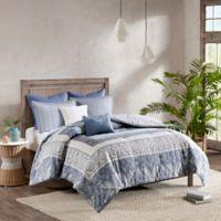 Urban Habitat Maggie 7-Piece Reversible Full/Queen Cotton Comforter Set