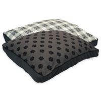 MyPillow® Cotton/Poly Large Pet Bed in Grey