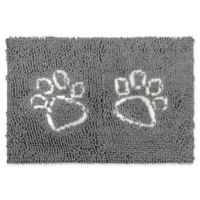 Pawslife™ Clean Pup Mat in Grey