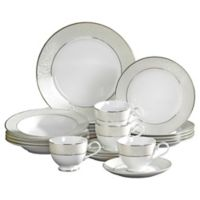 Mikasa® Parchment 20-Piece Fine China Dinnerware Set