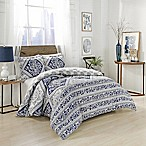Marble Hill Brielle Reversible King Comforter Set in Blue