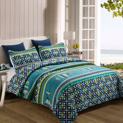 Buy Coastal Bedding Quilts From Bed Bath Beyond