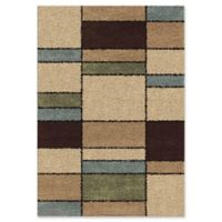 Orian Hartlepool 5'3 x 7'6 Area Rug in Bisque