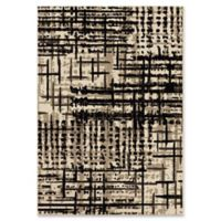 Orian Rugs Epiphany Prague Abstract Woven 5'3 x 7'6 Area Rug in Multi