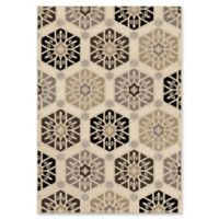 Orian Rugs Epiphany Partha Medallion Woven 5'3 x 7'6 Area Rug in Multi