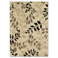 Orian Rugs Four Seasons Olive Grove Woven 2'3 x 8' Area Rug in Beige