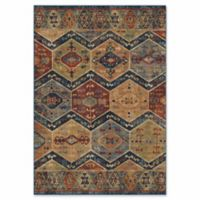 Orian Rugs Bohemian Ingrid 7'10 x 10'10 Area Rug in Blue