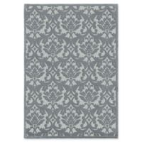 Orian Rugs Devonshire Harbour 9' x 13' Area Rug in Blue