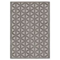 Orian Rugs Luna Silverton 7'9 x 10'10 Area Rug in Grey