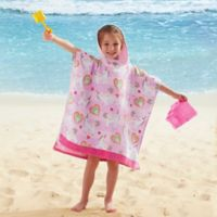 Kids' Hooded Unicorn Towel