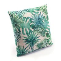 Zuo® Modern Tropical Square Throw Pillow in Green