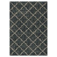 Orian Rugs Next Generation Persian Hourglass 5'3 x 7'6 Area Rug in Blue