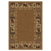 Orian High Country 7-Foot 10-Inch x 10-Foot 10-Inch Rug in Alabaster