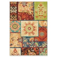 Orian Rugs Pasha Multicolor 6'7 x 9'8 Area Rug