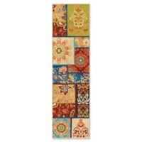 Orian Rugs Pasha Multicolor 2'3 x 8' Runner