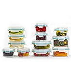 ProGlass 24-Piece Food Storage Container and Lid Set