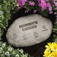 Our Loving Family Large Garden Stone