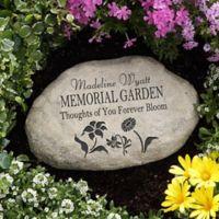 Memorial Garden Large Garden Stone