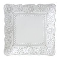 Lenox® French Carved™ Square Dinner Plate