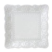 Lenox® French Carved™ Square Accent Plate