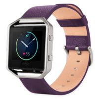 Leather Band for Fitbit Blaze™ with Frame