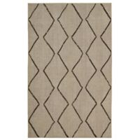 """Mohawk Home® Sibel Moroccan 7'6"""" x 10' Area Rug in Neutral"""