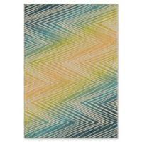Orian Rugs Veranda Wendover Indoor/Outdoor 7'8 x 10'10 Multicolor Area Rug