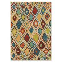 Orian Rugs Nabalis Multicolor 6'7 x 9'8 Area Rug