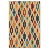 Orian Rugs Larkin 5'3 x 7'6 Multicolor Area Rug