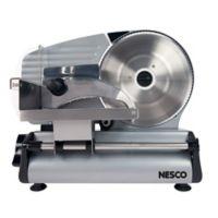 Nesco® FS-250 Food Slicer in Stainless Steel/Black